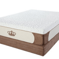 DynastyMattress New Cool Breeze Gel Memory Foam Mattress
