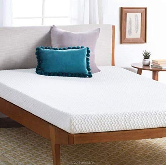 Top 10 Best Thin Mattresses In 2019 From 3 Inch To 9 5 Inch