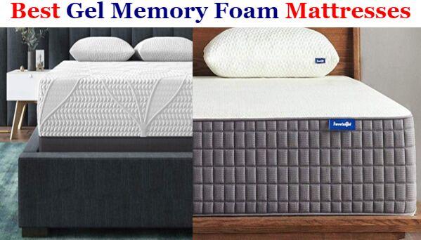 Gel Infused Memory Foam Mattresses