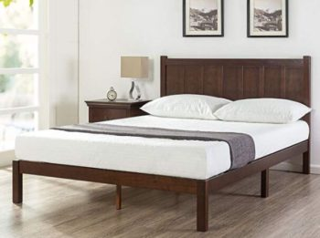 Top 10 Best King Size Bed Frame With Headboard - Reviews & Guide of 2020